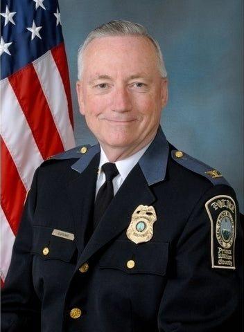 PWCPD Chief Barry Barnard