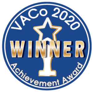 VACo 2020 Achievement Award Winner