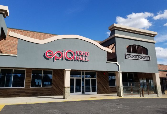 epiq food hall - noblewood plaza - new business