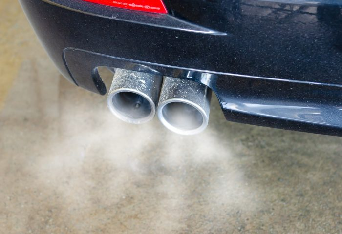 Modified mufflers are causing distress among county residents